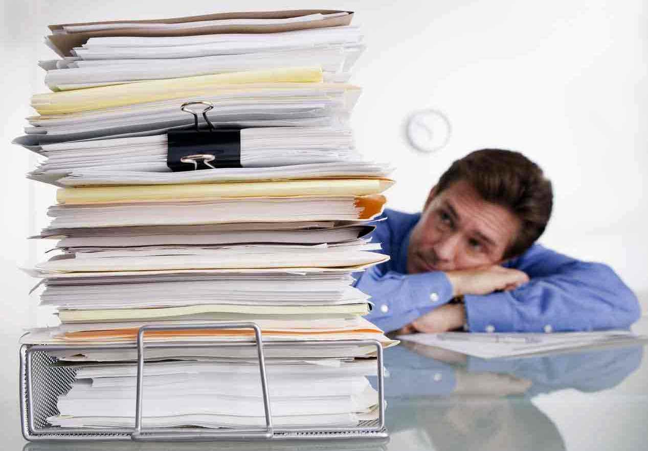 Resultado de imagen para documentos organizados