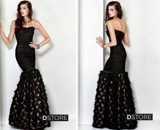 modelo de vestido de festa preto - looks, dicas, fotos e modelos
