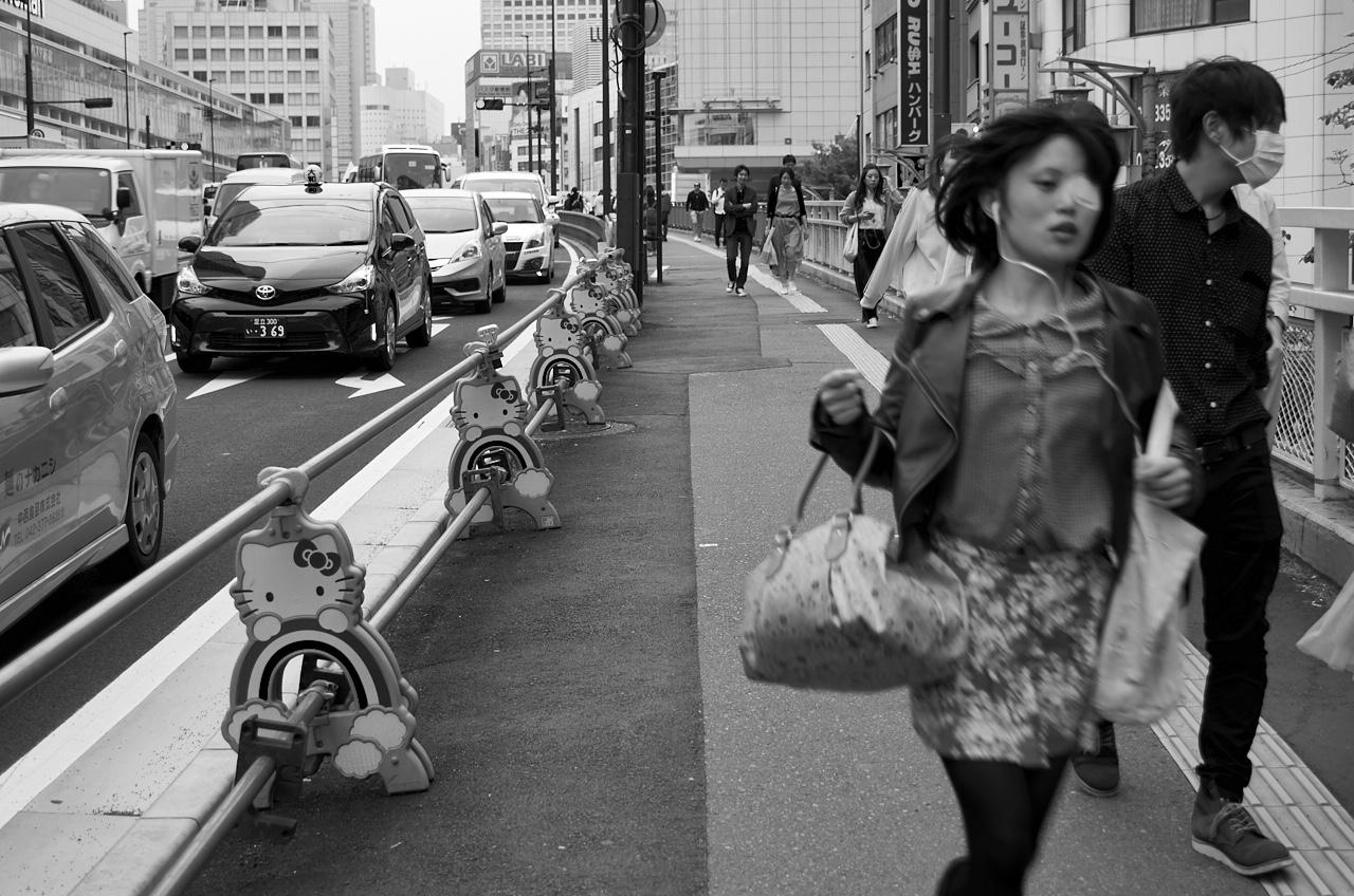 Shinjuku Mad - Your scars, my scarf 06
