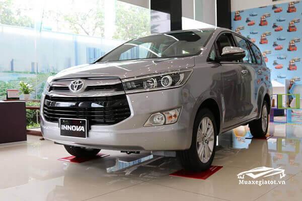 Toyota Innova 2019 trang bị rất nhiều tiện nghi cao cấp