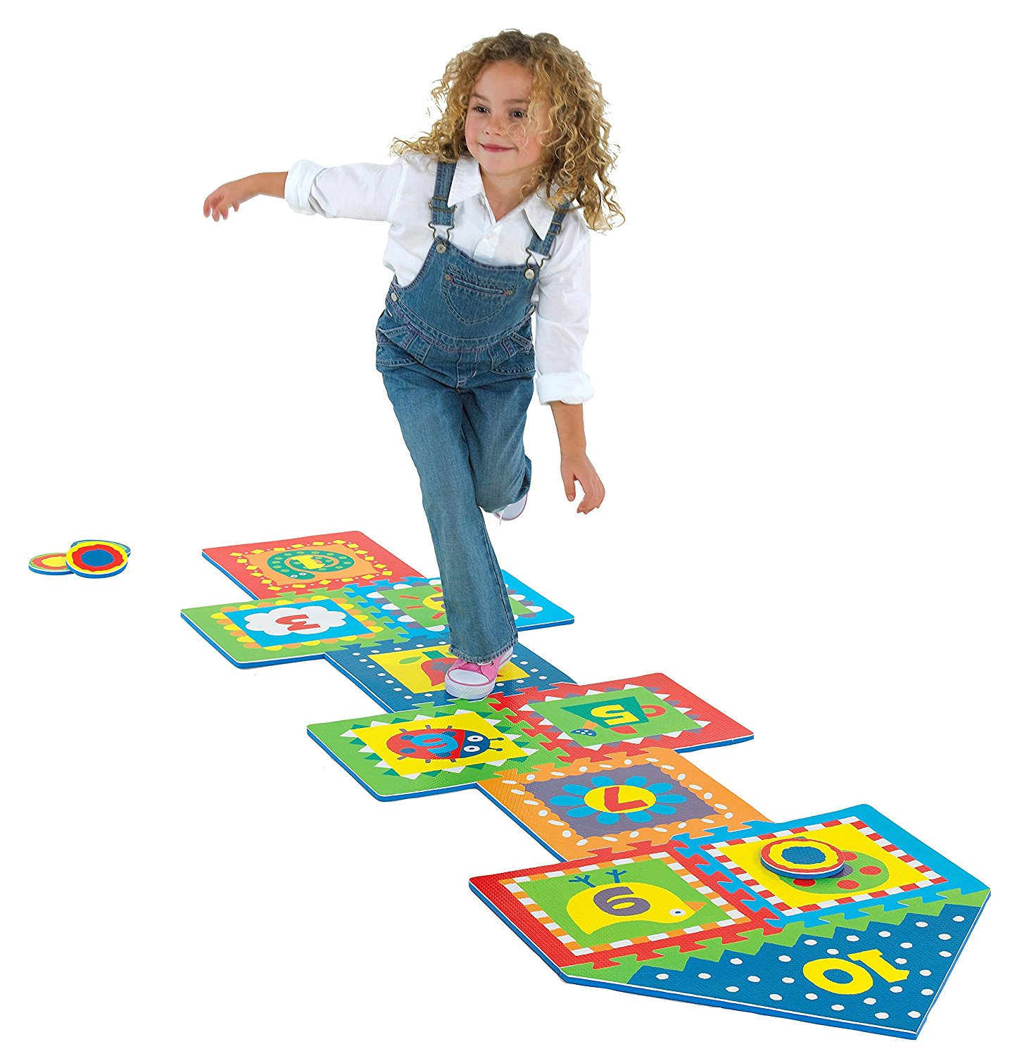 Balance Board For 2 Year Old: Fun PE Games For Kids: PE Activities Gym Exercise