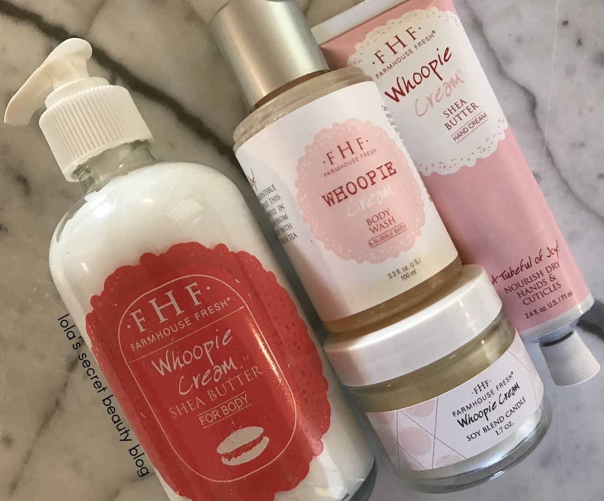Farmhouse Fresh Body Products Lola S Secret Beauty Blog Farmhouse Fresh Whoopie Deluxe Boxed