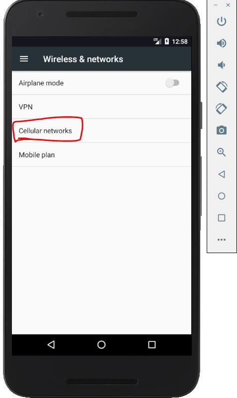 How to record native mobile application with fiddler, and