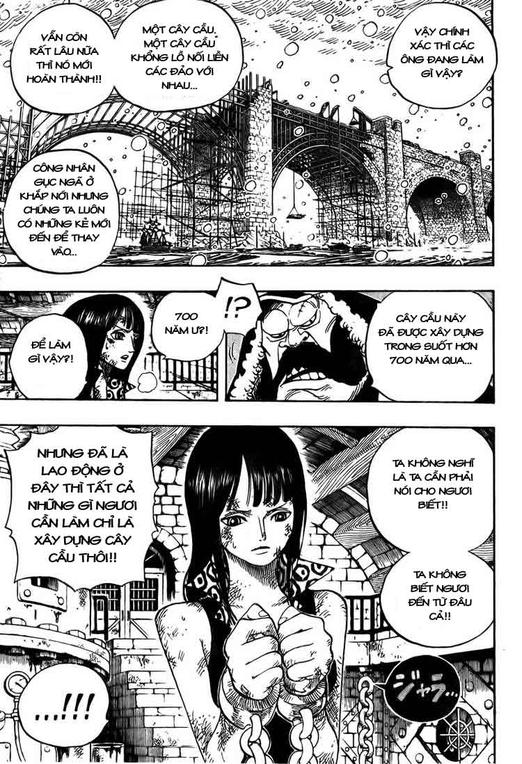 One Piece Chap 524