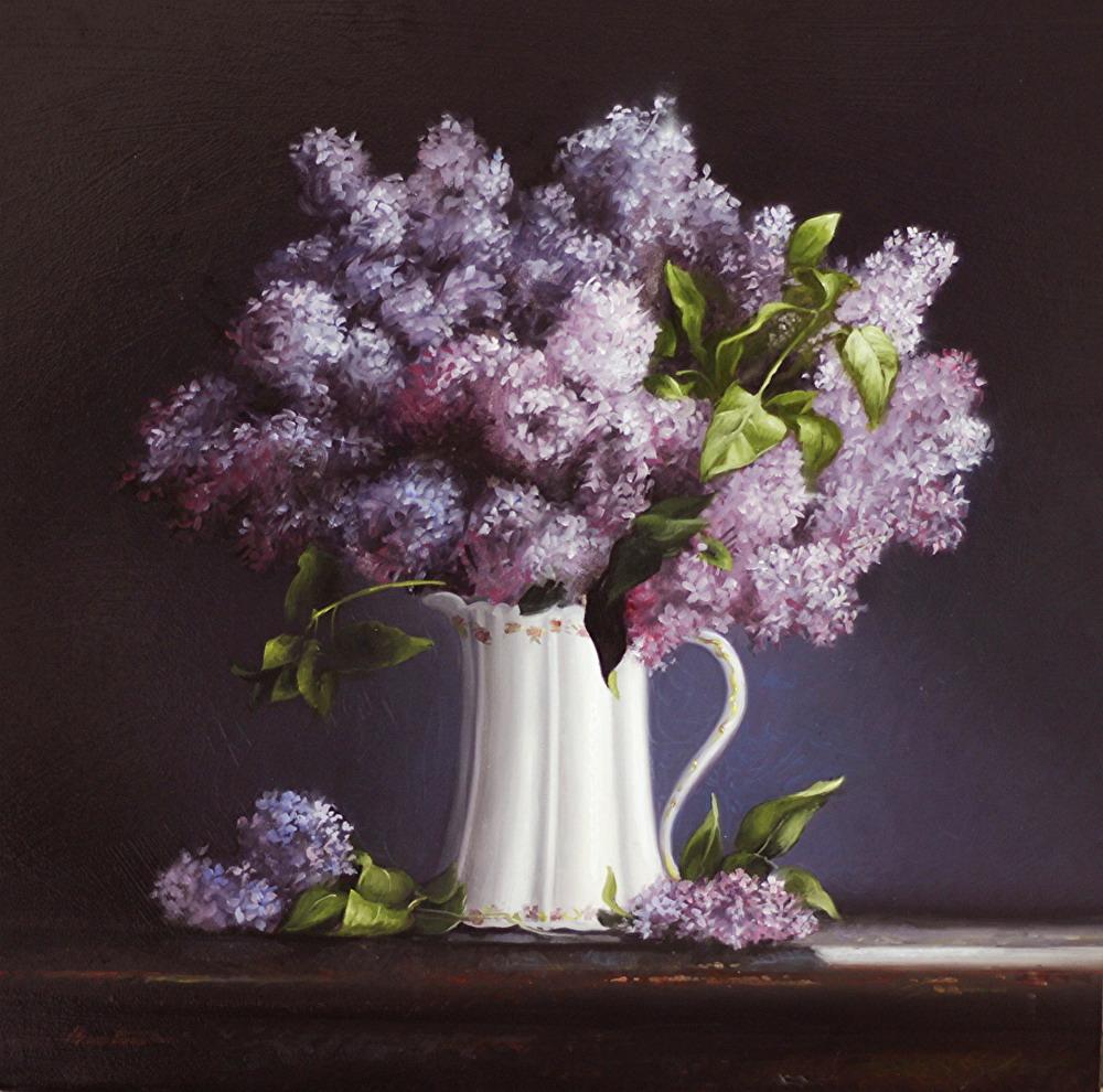 Im genes arte pinturas im genes de pinturas naturaleza - Fotos jarrones con flores ...