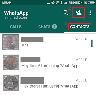 How to Add Contact on WhatsApp in Easiest Way