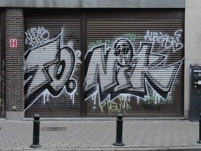 brussels graffiti