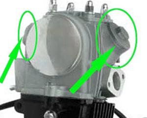 Setting klep atau temlar motor 4 takt