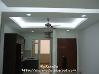 plaster+ceiling+L-box