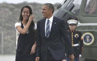 Malia Obama étudiera à Harvard comme ses parents