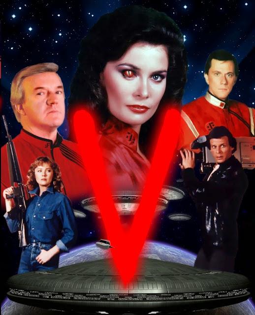 Resultado de imagen de serie v años 80