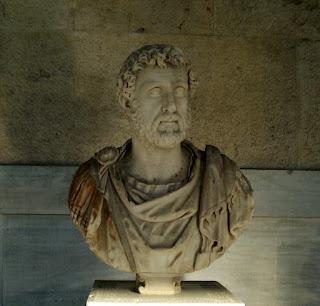 Μάρκος Αντώνιος 14 Ιανουαρίου 83 π.Χ.-1 Αυγούστου 30 π.Χ.)  Ο Αντώνιος υπήρξε εξαιρετικός Ρωμαίος στρατιωτικός.