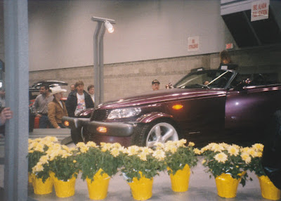 1997 Plymouth Prowler at the 1997 Portland International Auto Show