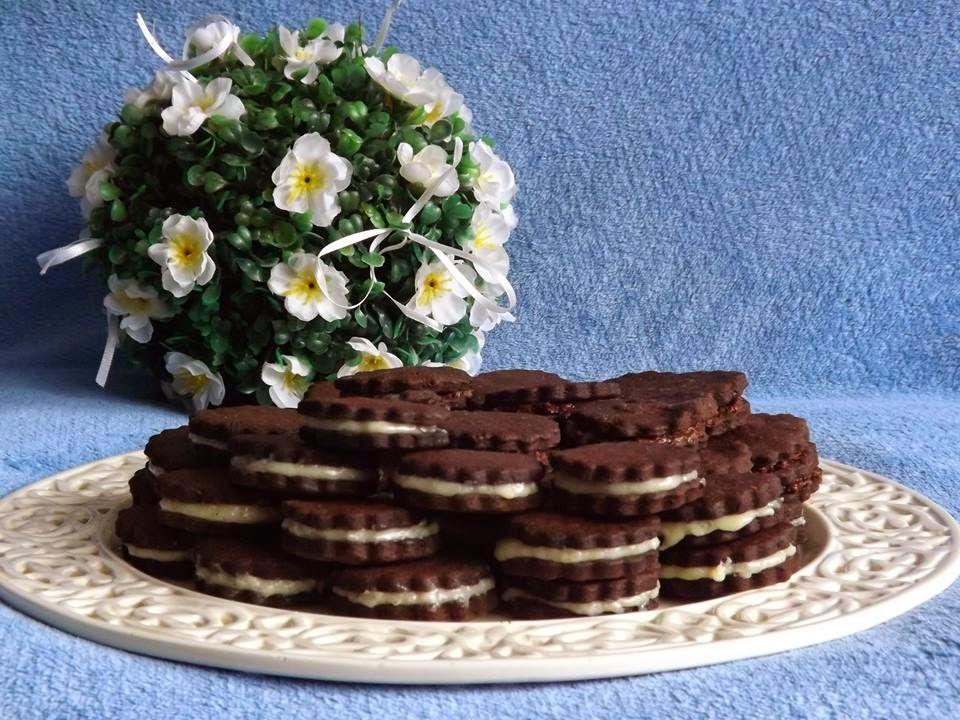 Ciasteczka Oreo