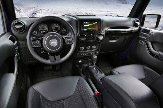 2017 jeep Wrangler Unlimited Backcountry