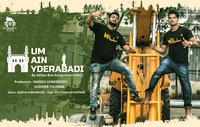 Hum Hain Hyderabadi | Tapori Mix | Dj Nikhil Martyn