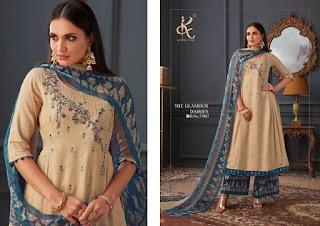 Kapil fab Tanya cotton Salwar kameez
