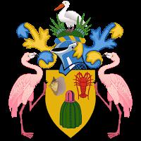 Logo Gambar Lambang Simbol Negara Turks dan Caicos PNG JPG ukuran 200 px