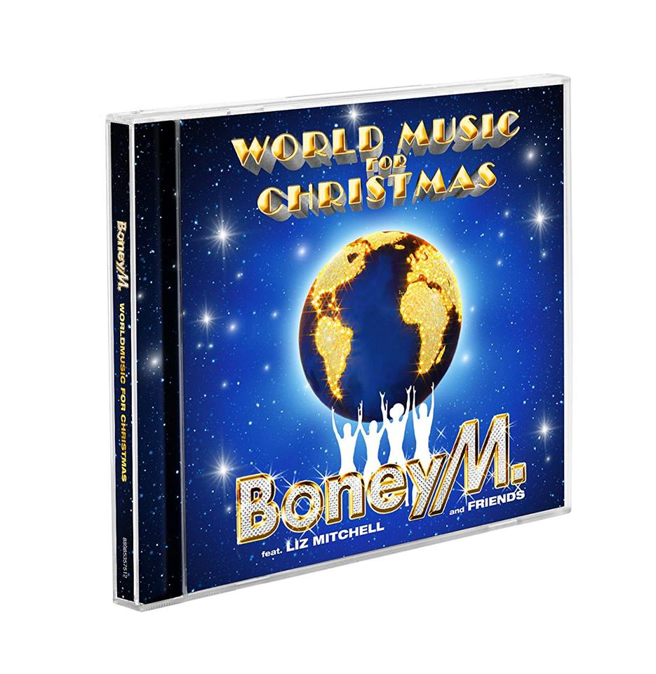 31/05/2018 CD Boney M. & Friends (2017) on sale in ozon.ru  BM2017-1