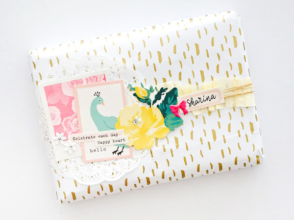 Maggie Holmes Design Team : Birthday Packaging