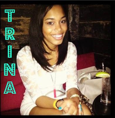 Step Into Spring … Trina