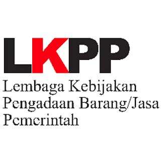 LKPP (Lembaga Kebijakan Pengadaan Barang/Jasa Pemerintah)