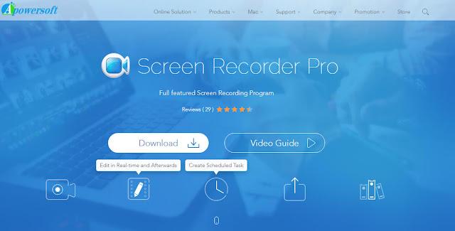 Apowersoft Screen Recorder Pro,Apowersoft Screen Recorder
