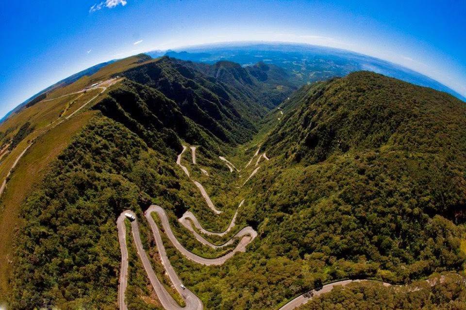 estradas brasileiras, 5 estradas brasileiras que você precisa conhecer, Gestran