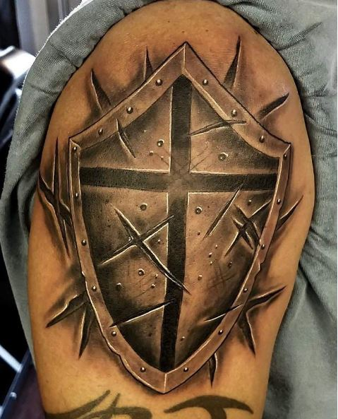 150 cool christian tattoos for men women 2018 for Christians and tattoos
