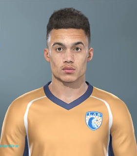 PES 2019 Faces Antonee Robinson By Lucas Facemaker