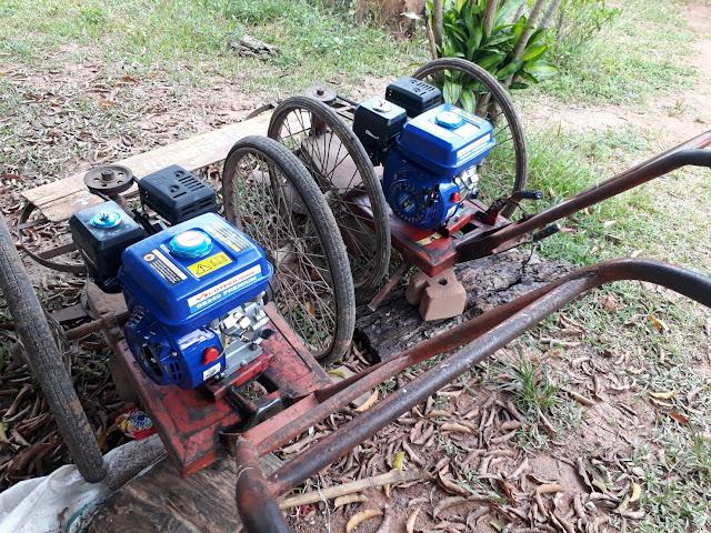 เครื่องยนต์อเนกประสงค์ เครื่องตัดหญ้า