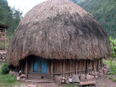 Foto Rumah Honai