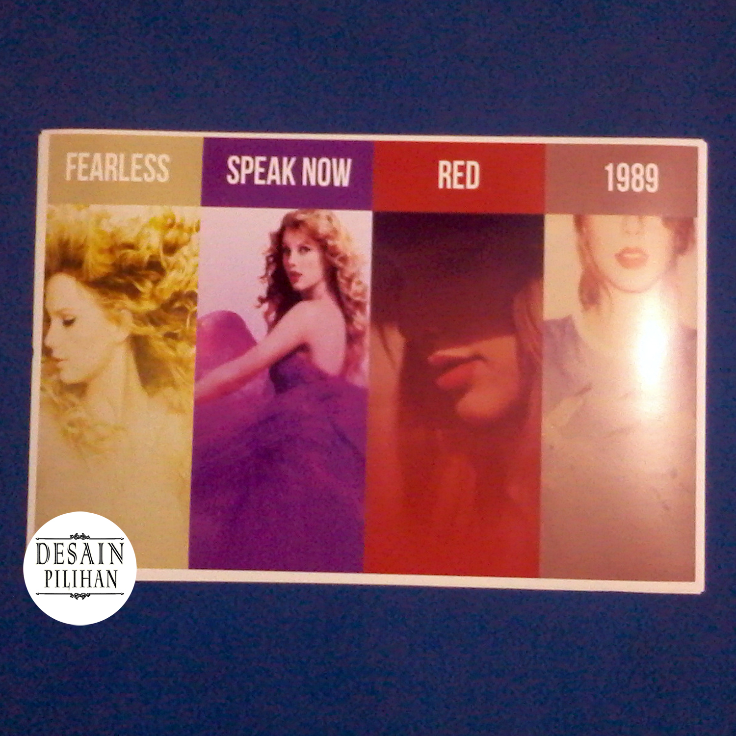 POSTER TAYLOR SWIFT