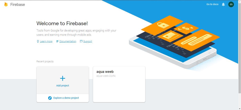 كيفية إستضافة تطبيق الويب الخاص بك على إستضافة الفايربيز؟