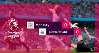 Manchester City vs Huddersfield Town 0-0 Highlights