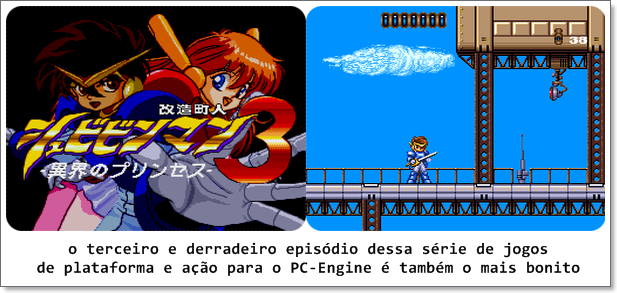 Especial de 8 Anos do Shugames: 70 Jogos de PC-Engine+PC-Engine CD