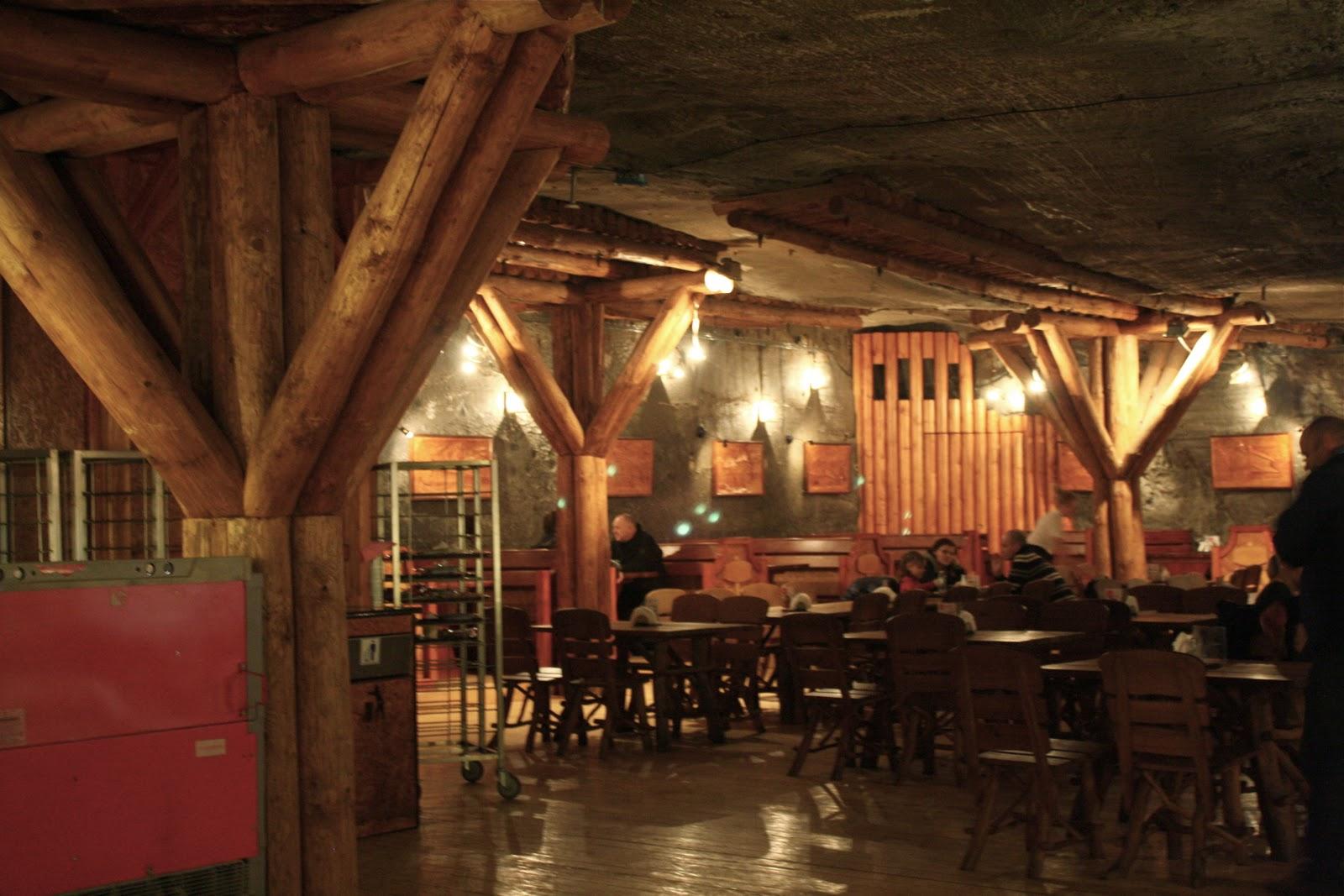 Wieliczka Salt Mine   Dutch for Dummies
