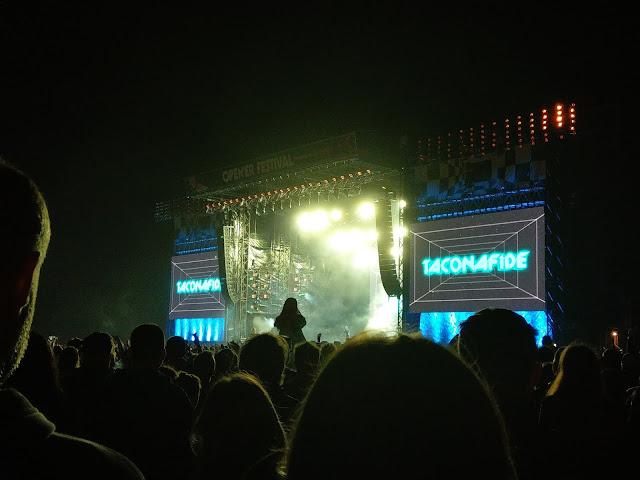Taconafide, Open'er Festival 2018