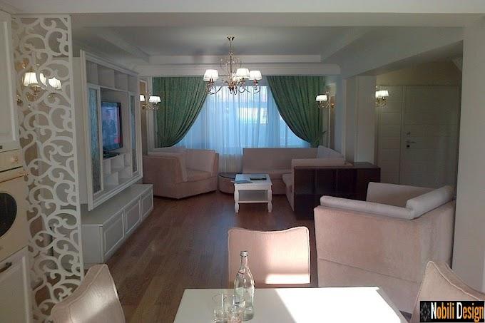 Proiecte design interior case stil clasic Bucuresti - Designer interior Bucuresti