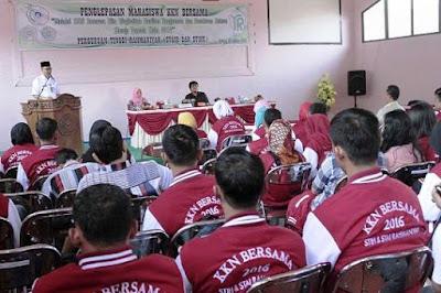 MAHASISWA SEBAGAI PENYAMBUNG LIDAH MASYARAKAT DAN PEMERINTAH