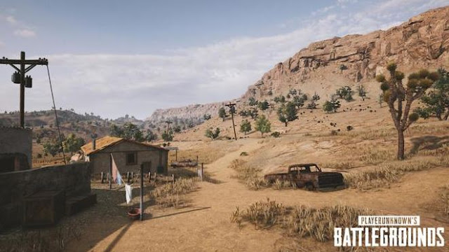 Game PUBG BattleGrounds Terbaru Setting Internet Cepat