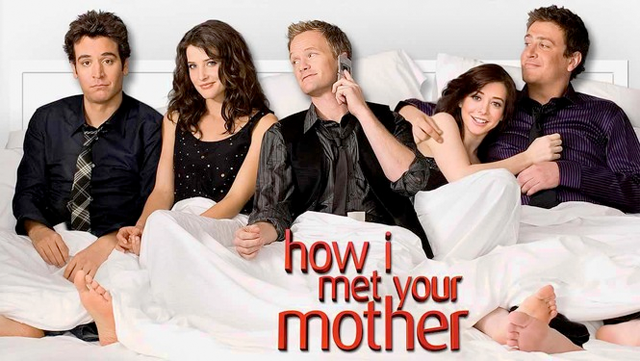 SERIE RECOMENDADA: HOW I MET YOUR MOTHER