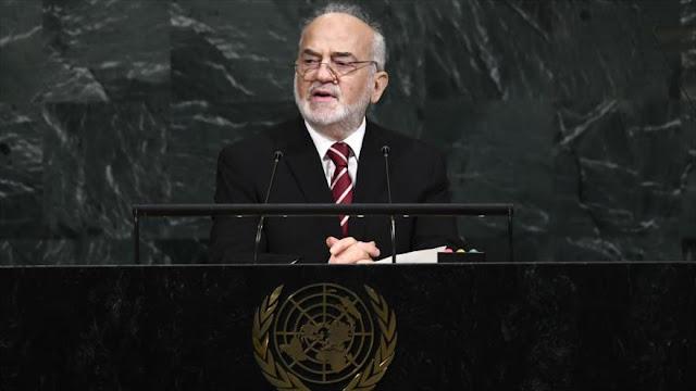 Canciller iraquí rechaza en ONU el 'ilegal' referendo de Kurdistán