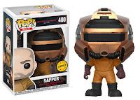 Funko Pop! Sapper CHASE