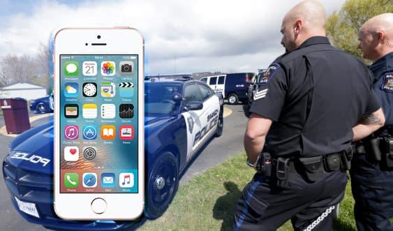 شرطة الولايات المتحدة تستخدم تطبيق Find My iPhone لتعقب سيارة مسروقة
