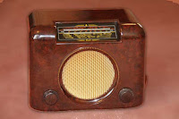 Soundtrack To My Life - The First Songs I Remember - Bush Bakelite 1950s radio