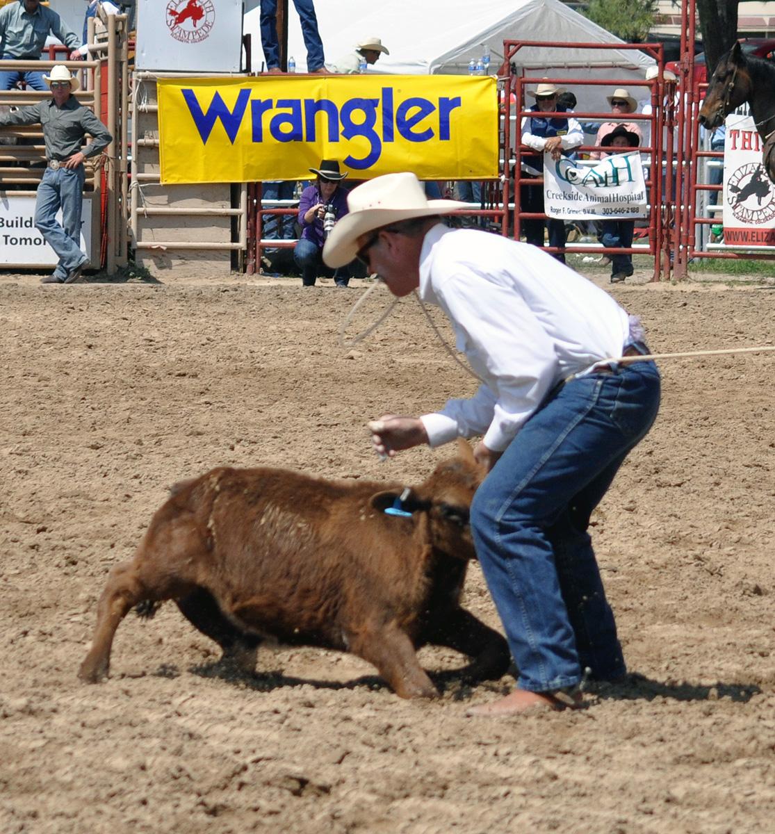 Braymere Custom Saddlery Tie Down Roping Part Three