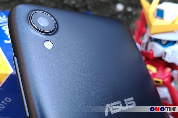 Desain Asus Zenfone Live L1