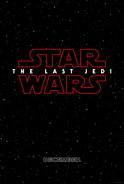 Star Wars Episode VIII - The Last Jedi Theatrical One Sheet Teaser Movie Poster