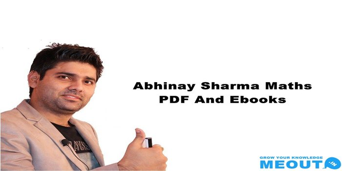 Abhinay Sharma Maths Book PDF Download Here Free